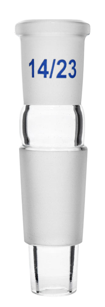 Reduction Adapter - Socket Size: 14/23 - Cone Size: 19/26 - Borosilicate Glass - Eisco Labs