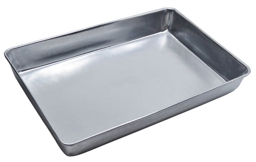 "Dissection Tray, 10"" x 7"" - Without Wax - Aluminum - Eisco Labs"