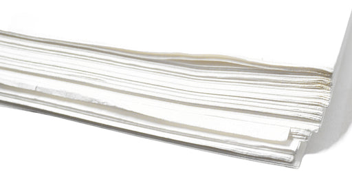 100PK Chromatography Filter Papers, 8 Inch - No. 1 - Used in Separation Experiments & Filter Paper Art - Eisco Labs