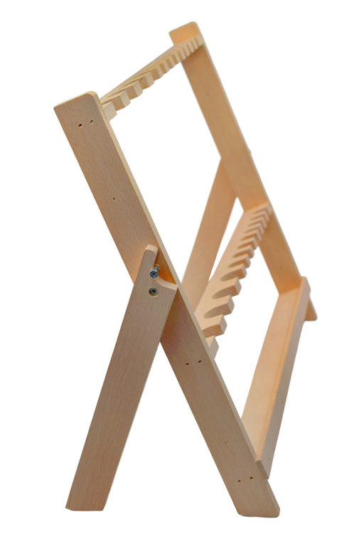Wooden Pipette Rack - Holds 12 Pipettes Vertically - 14.75""