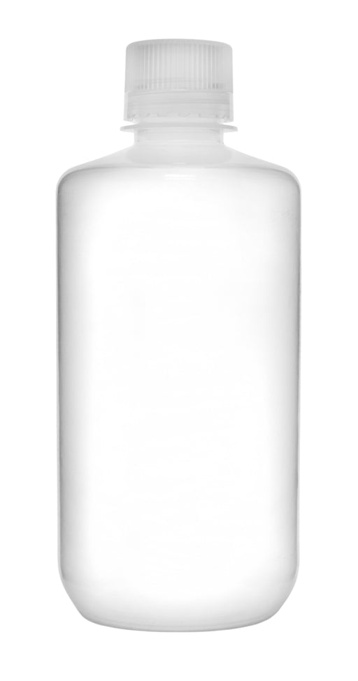 Reagent Bottle, 1000ml - Narrow Mouth, Screw Cap - Polypropylene