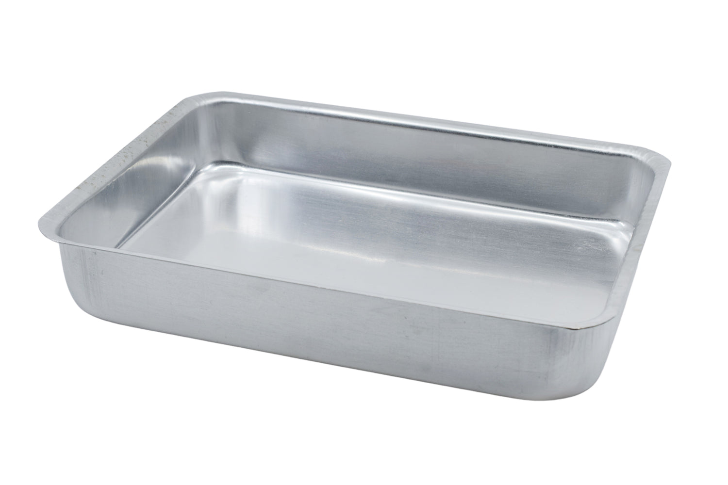 "Dissection Tray, 14"" x 10"" - No Wax - Aluminum"