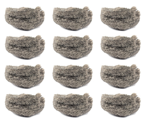 "12PK Raw Pumice Rock Specimens, 1"" - Geologist Selected Samples - Eisco Labs"