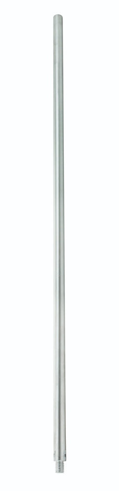 "Aluminum Rod, 29.5"" (75cm) - 10 x 1.5mm Thread"