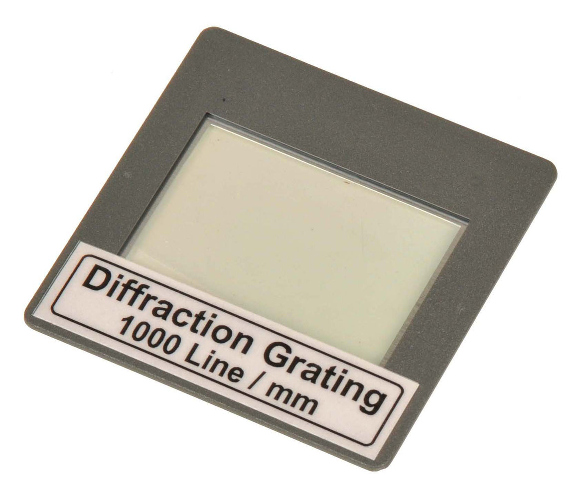 Holographic Type Grating, 1000 Lines / mm