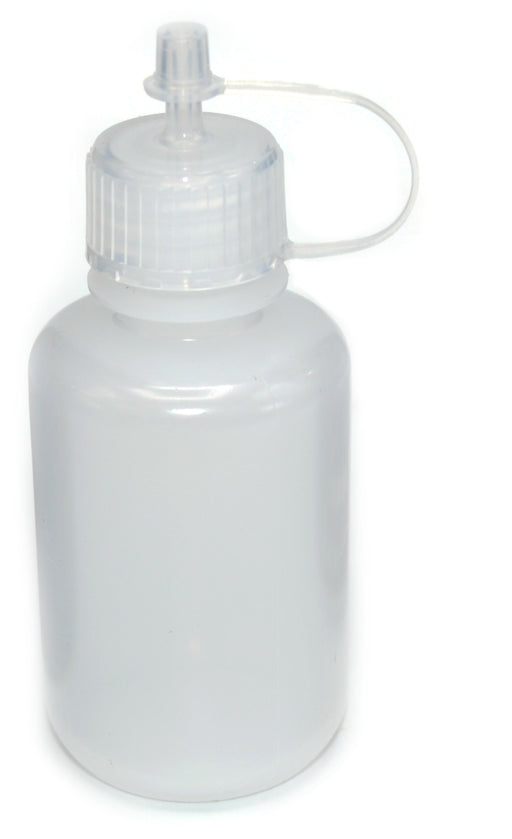 Plastic 60ml Dropping Bottle - Euro Design - Eisco Labs