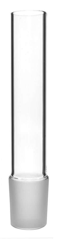 "Single Cone, Plain End - Cone Size: 24/29 - 5.75"" Long Shank - Borosilicate Glass - Eisco Labs"