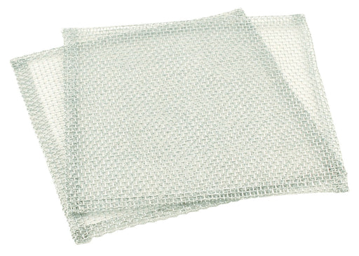 "10PK Iron Wire Gauze Squares, 5x5"" - 100% Free of Harmful Chemicals, Asbestos Free - Eisco Labs"