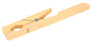 "Eisco Labs 10.25"" Wooden Test Tube holder (Clothespin)"