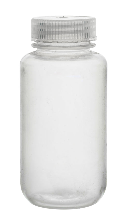 Reagent Bottle, 250ml - Screw Cap and Wide Neck - Polypropylene