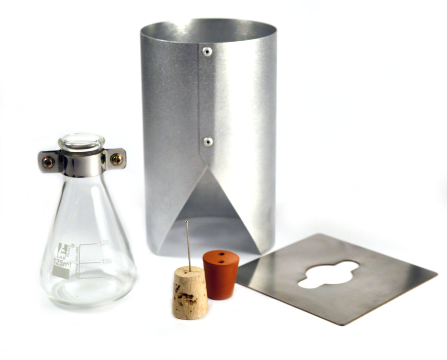 Eisco Labs Food Calorimeter - With Experiment Guide
