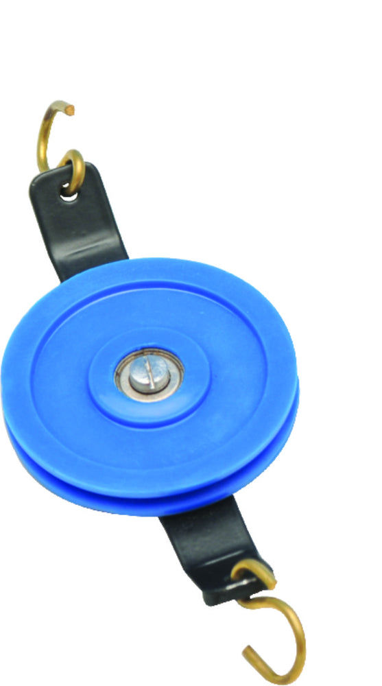 Eisco Labs Plastic Pulley, Low Friction, Single 50mm dia.