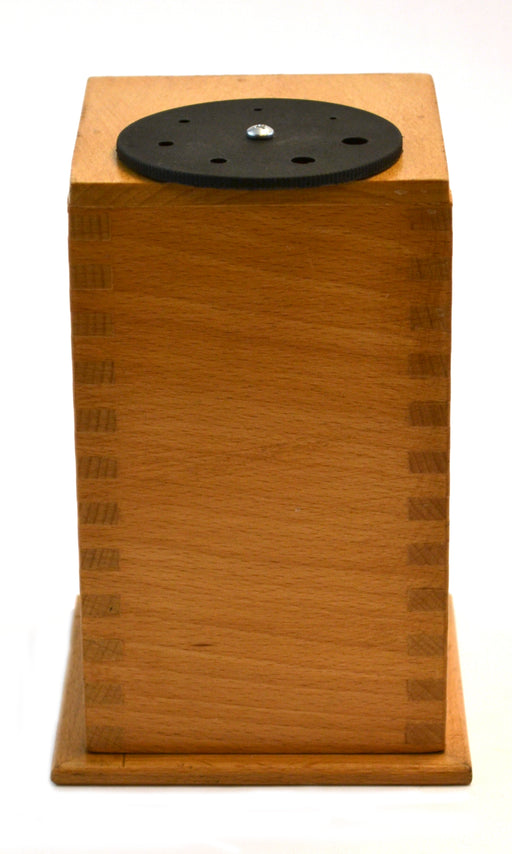 "6.5"" Tall Wooden Pin hole Camera"