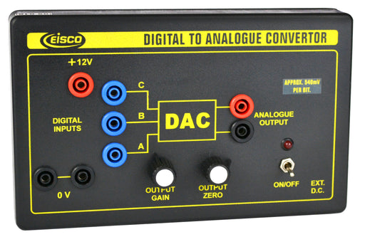 Digital to Analogue Convertor