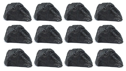 "12PK Bituminous Coal, Rock Specimen, 1"" - Geologist Selected - Eisco Labs"