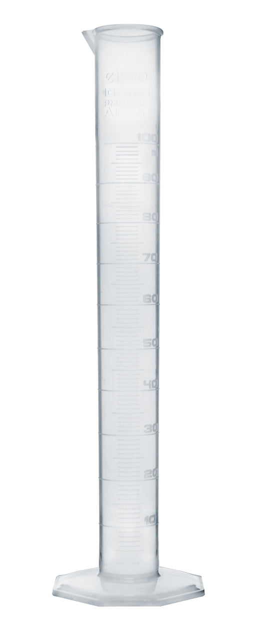 Measuring Cylinder, 100ml - Class A - TPX