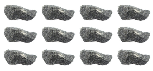 "12PK Raw Peridotite, Igneous Rock Specimens - Approx. 1"" - Geologist Selected & Hand Processed - Great for Science Classrooms - Class Pack - Eisco Labs"