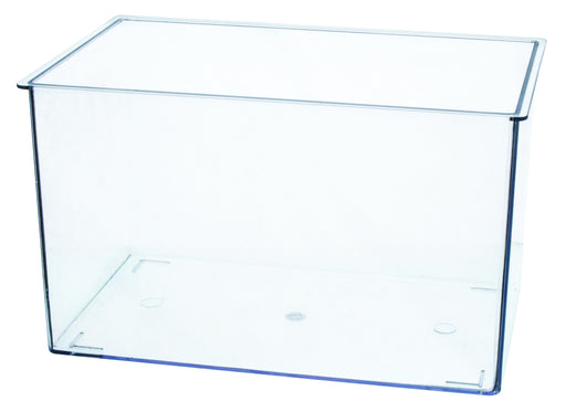"Aquarium Tank, Large - Molded Plastic - 1.75 Gallon Capacity - 10.25"" x 6.5"" x 6.25"" - Eisco Labs"