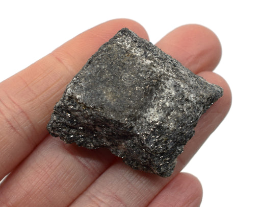 "Raw Biotite Gneiss Rock Specimen, 1"" - Geologist Selected Samples - Eisco Labs"