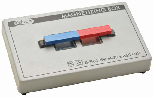 "Eisco Labs Magnetizing Box 8"" x 5""- Recharge your Magnet with out Power"