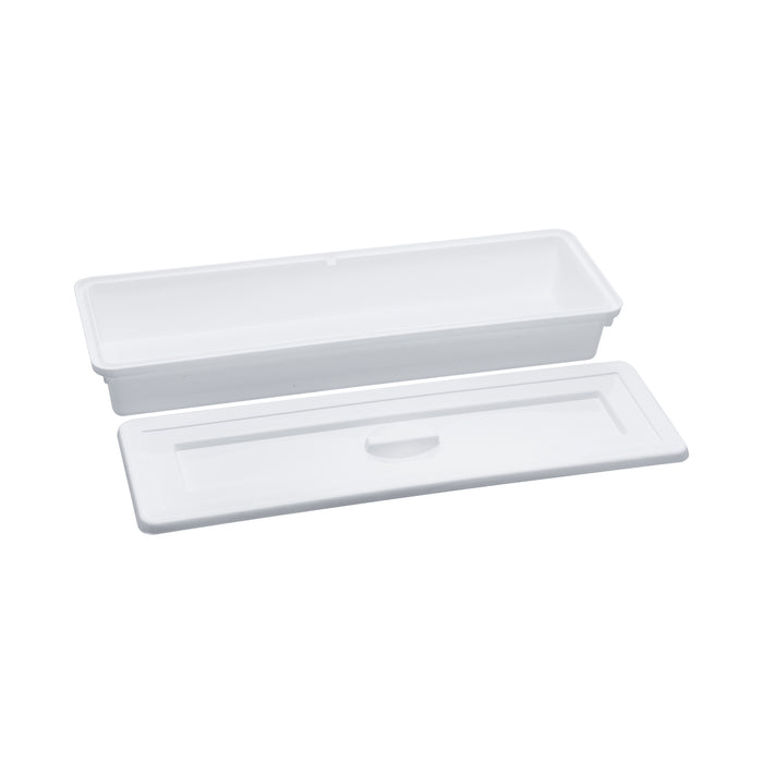 Instrument Tray 450x150x70mm - With Cover