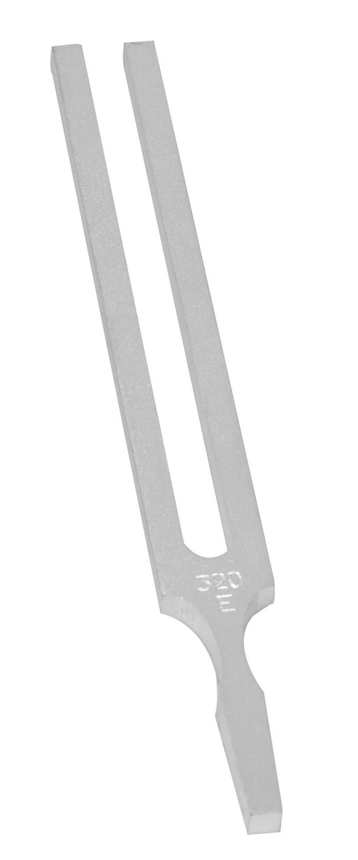 Eisco Labs Economy Aluminum Tuning Fork for Physics, 320Hz (+/- 5%)
