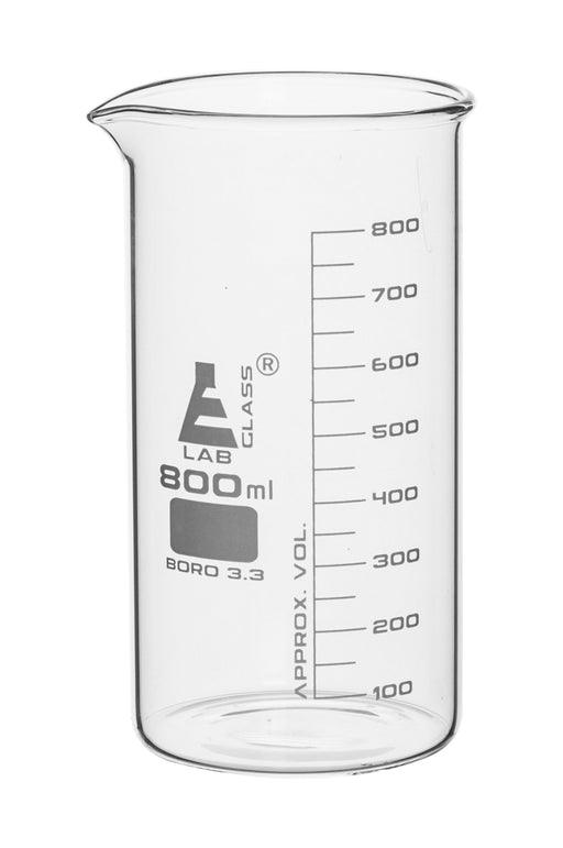 Beaker - Tall form, 800 ml