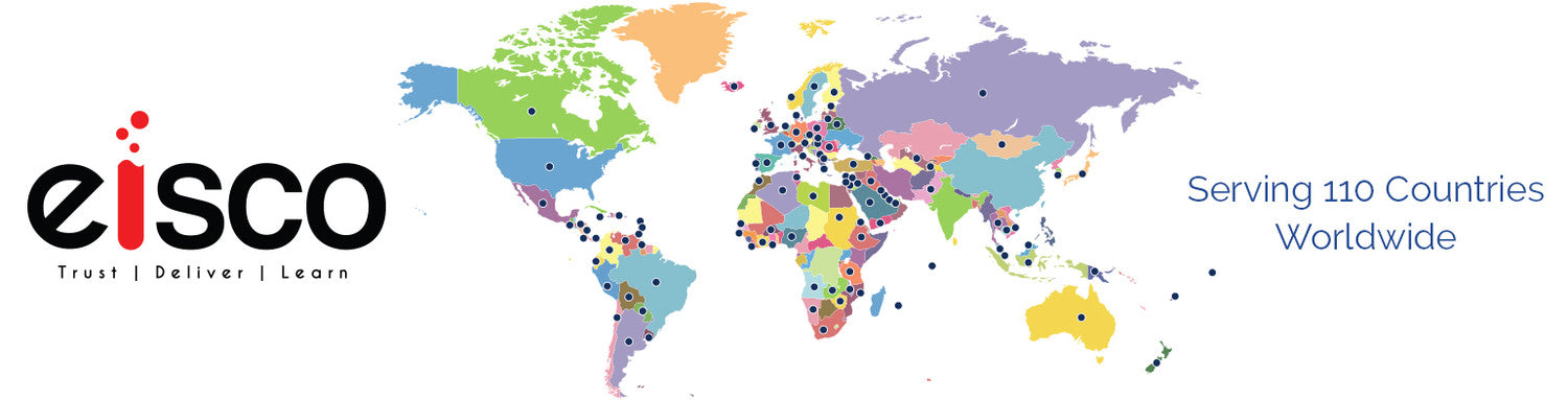 Serving over 100 Countries, Trusted Worldwide Since 1968