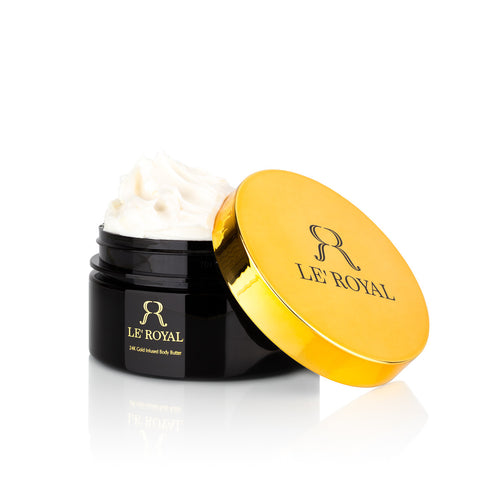 24K Gold Infused Body Butter