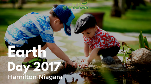 Earth Day 2017 Hamilton Niagara