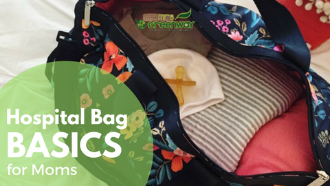 The REAL Basics of What You Need in Your Hospital Bag