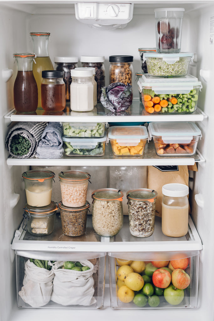 A Guide to Plastic-free Food Storage