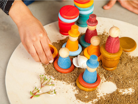 How Imaginative and Symbolic Play Affects Child Development