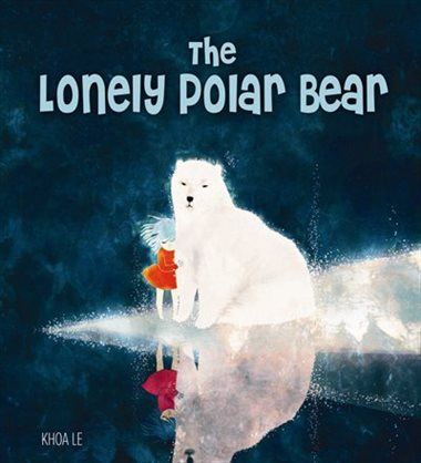 THE LONELY POLAR BEAR  by Khoa Le