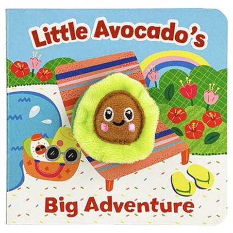 Little Avocado's Big Adventure by Brick Puffinton
