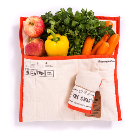 The Swag - 100 % Natural Produce Bags