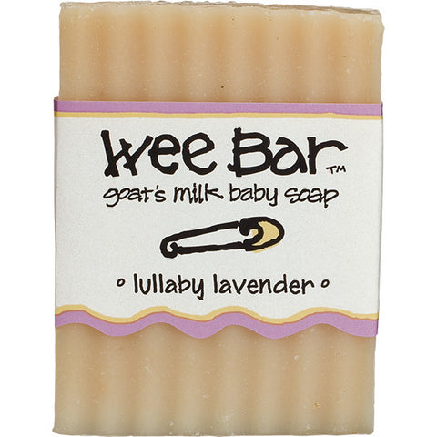 Wee Bar Baby Soap