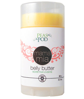 Peas in a Pod MAMA MIA BELLY BUTTER