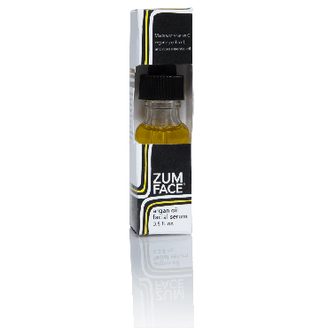 Zum Face Argan Oil Facial Serum