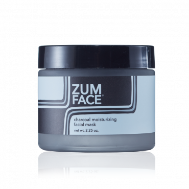 Zum Face Charcoal Moisturizing Facial Mask