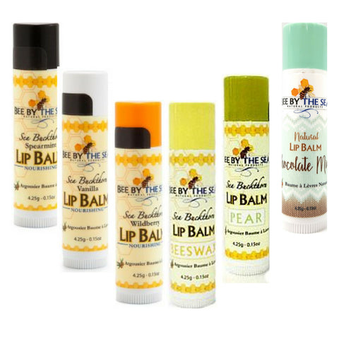 Bee By The Sea - Lip Balm