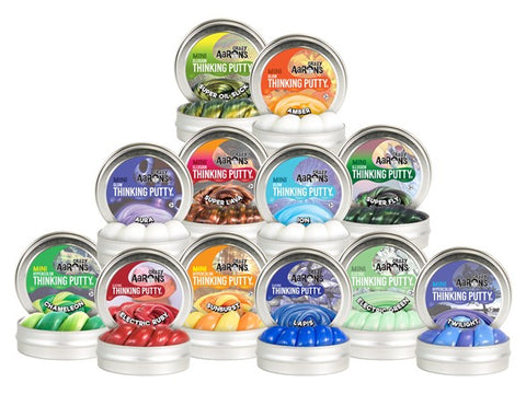Crazy Aaron's Thinking Putty Mini Tin