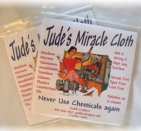 Judes Screen Wipes