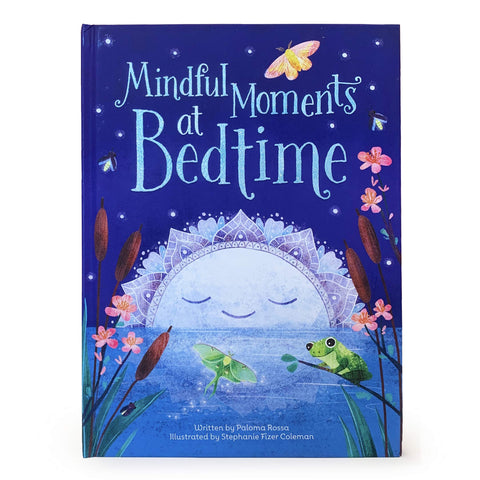 Mindful Moments At Bedtime: Tall Trade Format - by Scarlett Wing
