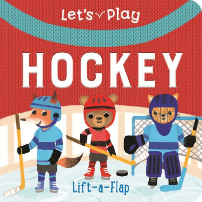 Let's Play Hockey Board Book - written by Ginger Swift