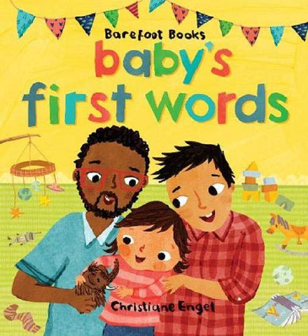 Barefoot Books - Baby's First Words