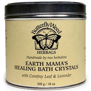 Butterfly Weed Herbals - Healing Bath Crystals