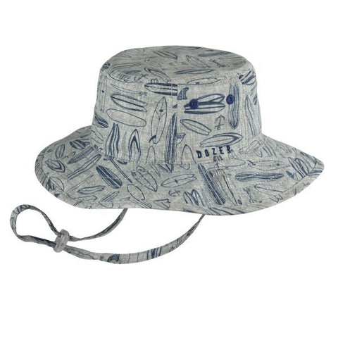 Dozer Boys Bucket Hat - Waverly