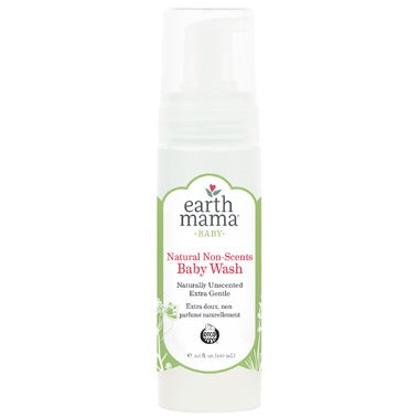 Earth Mama Natural Non-Scents Body Wash & Shampoo