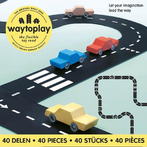 Way To Play - King of the Road (40 pcs)